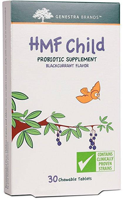 HMF Child - 30 Chewable Tablets