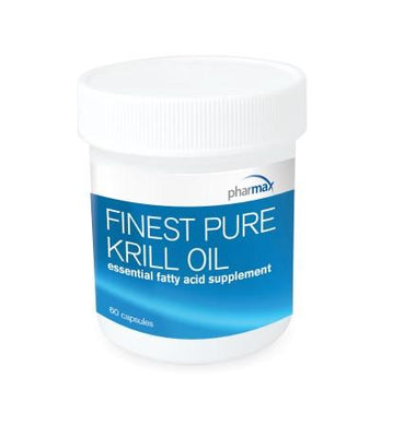 Finest Pure Krill Oil - 60 Capsules