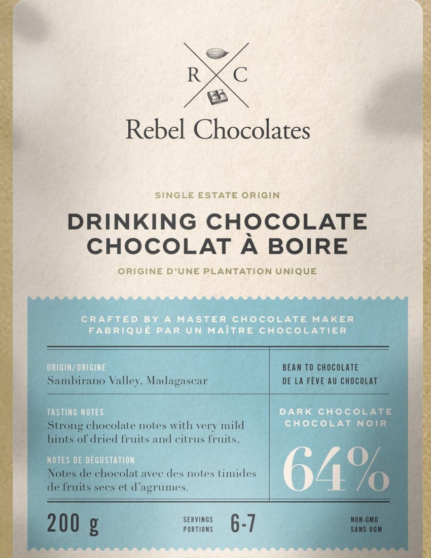 Rebel's Drinking Chocolate