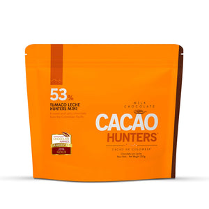 Cacao Hunters Colombian Chocolate - Tumaco Milk 53% Minis