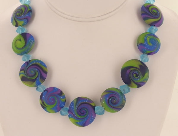 How to Make Swirl Beads (Amy Koranek)
