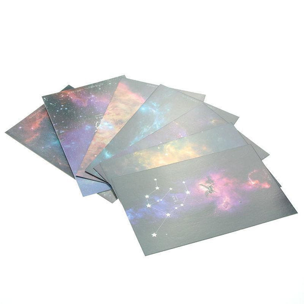 30sheets/LOT Luminous Constellation Cards - The Modern Stuff