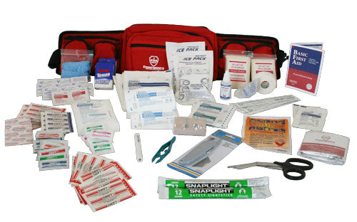 First Responder First Aid Fanny Pack Kit