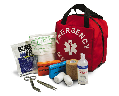 Standard Emergency Medical Kit