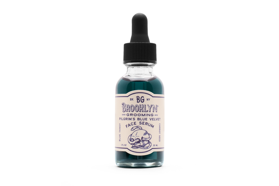 Brooklyn Grooming Pilgrim's Blue Velvet Facial Serum