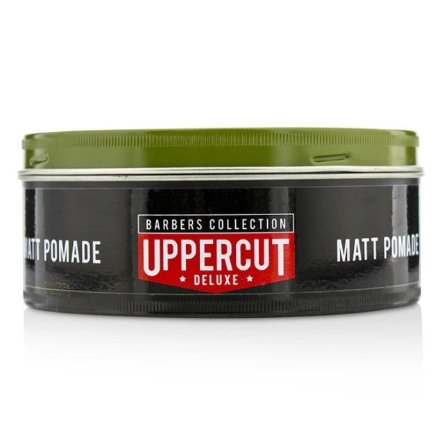 Uppercut Deluxe - Barbers Collection - Matte Pomade - 10.5oz