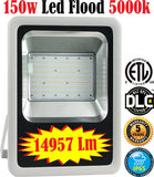 Commercial outdoor led flood lights