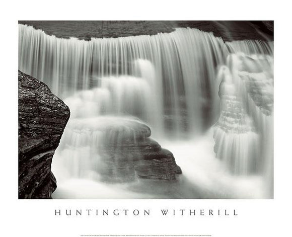 Cascade #2 by Huntington Witherill - 26 X 32
