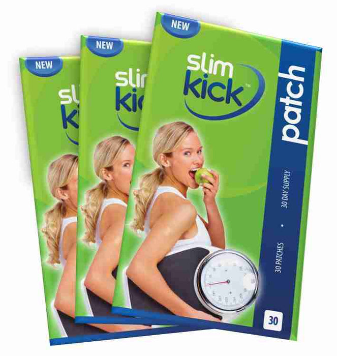Slim Kick Patches 3 Packs
