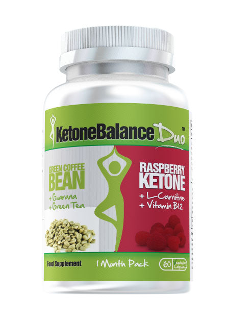Raspberry Ketones & Green Coffee Bean