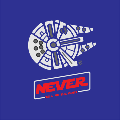 Millennium Falcon | Star Wars SVG DXF EPS PNG Cut File | Cricut and Silhouette Machines