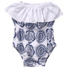 Newborn Infant Baby Girls Porcelain Romper Sleeveless Cotton Jumpsuit Clothes Sunsuit Outfits Set