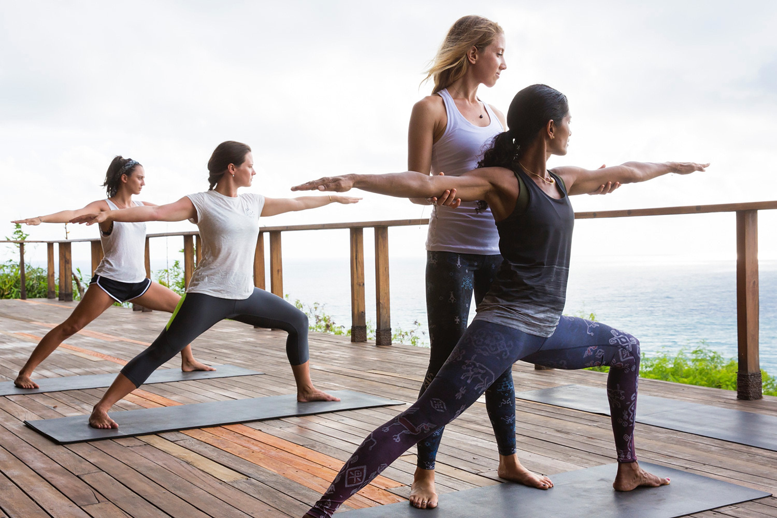 Yoga, Experience the best waves of your life in style