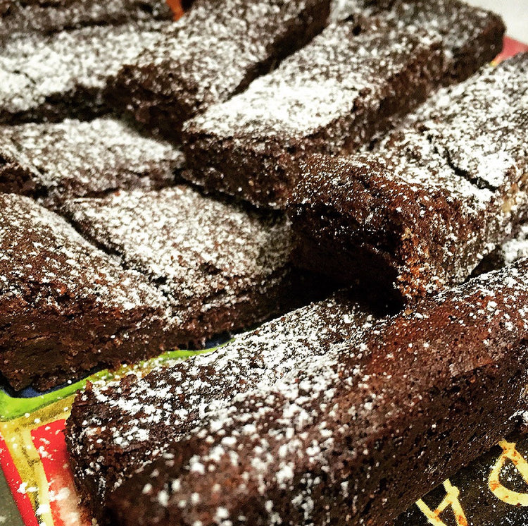 Gluten Free Fudgy Brownies