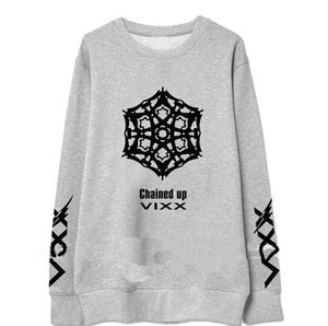 VIXX Chained Up Pullover Sweater