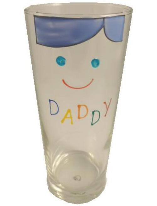 Daddy Pint Glass (Cami Brights)