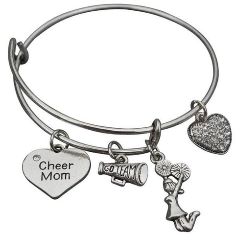 Cheer Great Coach Is Hard to Find Bracelet
