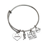Girls Swim She Believed She Could Infinity Bracelet