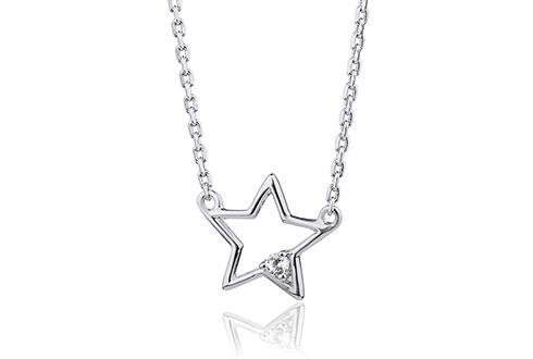 Faith Star Necklace