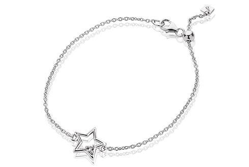 Faith Star Bracelet