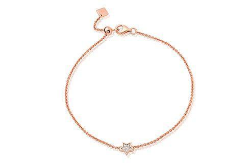 Grace Rose Star Bracelet