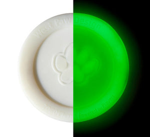 Eco-friendly Dog Toy- Zisc Glow