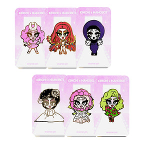 "Kim Chi ""5 Episodes + Christmas Tree"" Pin (Posh Pre-Owned)"