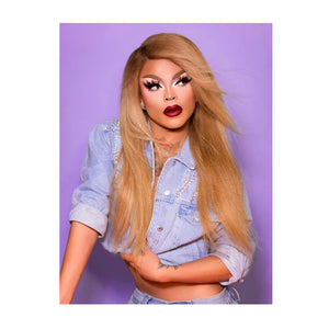 "Vanessa Mateo ""Denim Diva"" Poster (Posh Pre-Owned)"