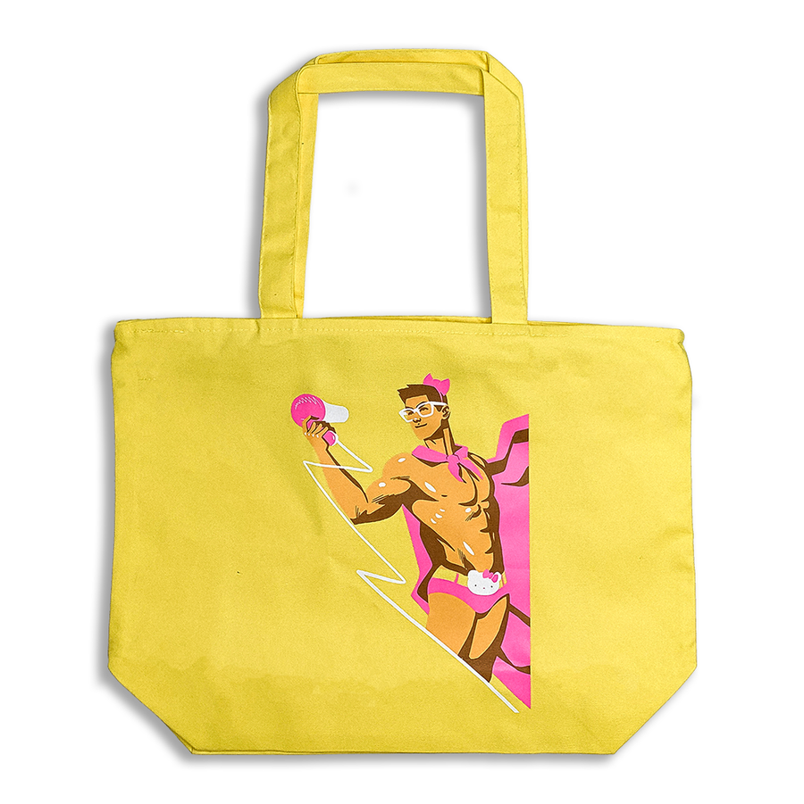 The Super Kitty Tote Neverland