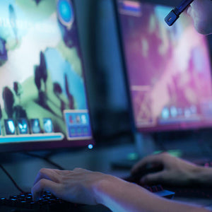 Gamers Conquer Hand, Wrist, and Finger Pain