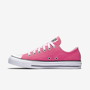 Converse Chuck Taylor All Star Unisex Low Top Pink