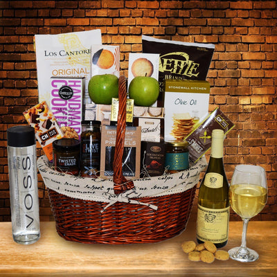 The Luxuriant Gift Basket