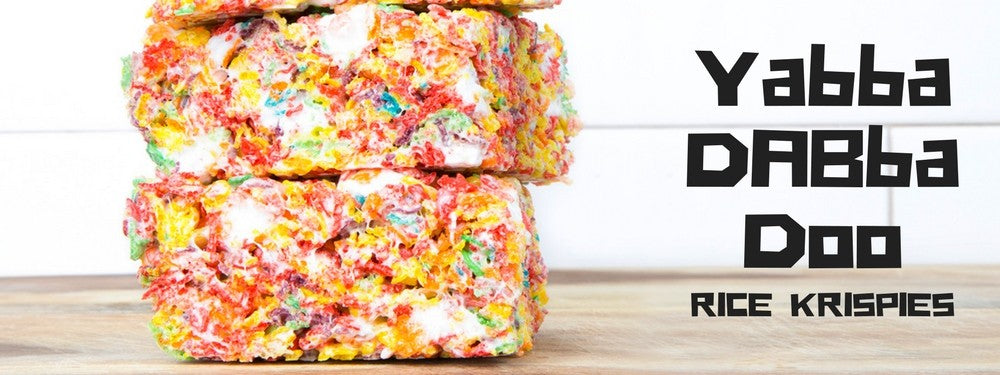 Get Baked: Fruity Rice Krispies Treats