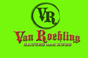 Van Roehling Sauces and Rubs, Award Winning products used by competitive cooker