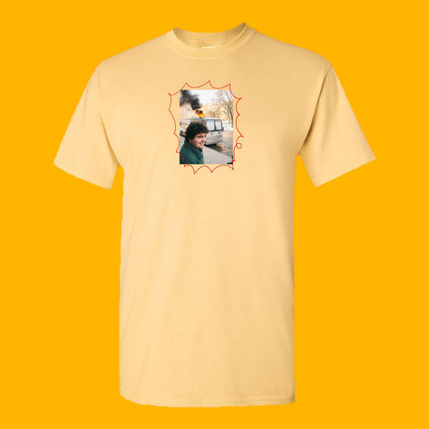 2018 YELLOW SHIRT