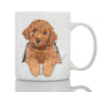 Red Poodle Mug