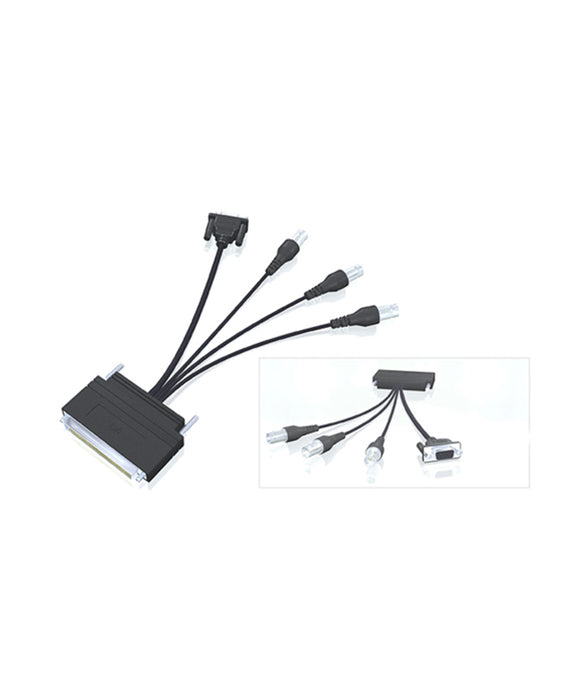 Photo of Hatteland VSD100692-4 Multi Function Cable for Serial Communication I/O & Video Inputs for Display Series 1