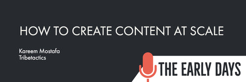 DULO How to create content at scale