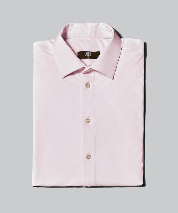 DULO Origins Rose performance dress shirt