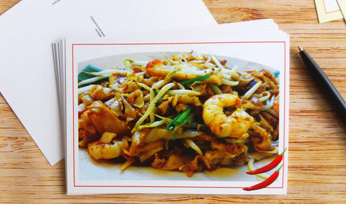 10 pieces - Char Koay Teow