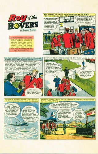RR 02 - Comic Strip from 1958