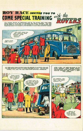 RR 06 - Comic Strip from 1960