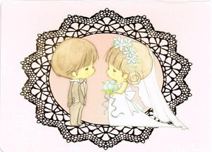 WGC 01 - Wedding Greeting Card
