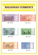 MNA 05 - Malaysian Currency 2014