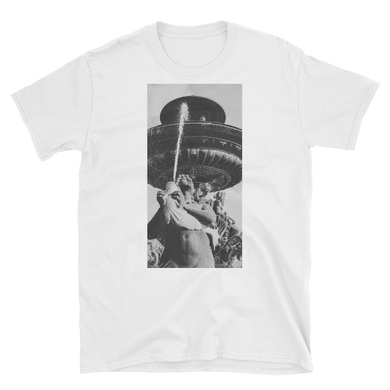 Paris - Men's/Unisex Short Sleeve T-Shirt - Yohann LIBOT