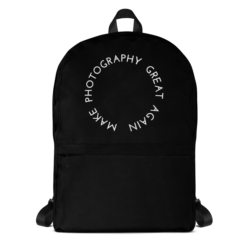 Make Photography Great Again - Backpack - Yohann LIBOT