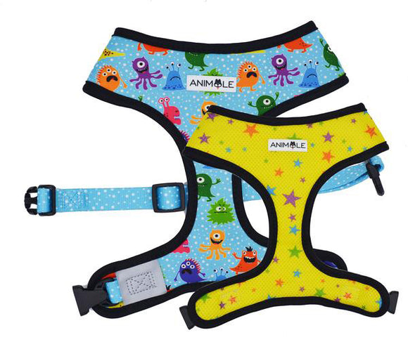 Sea Critters - Reversible Harness
