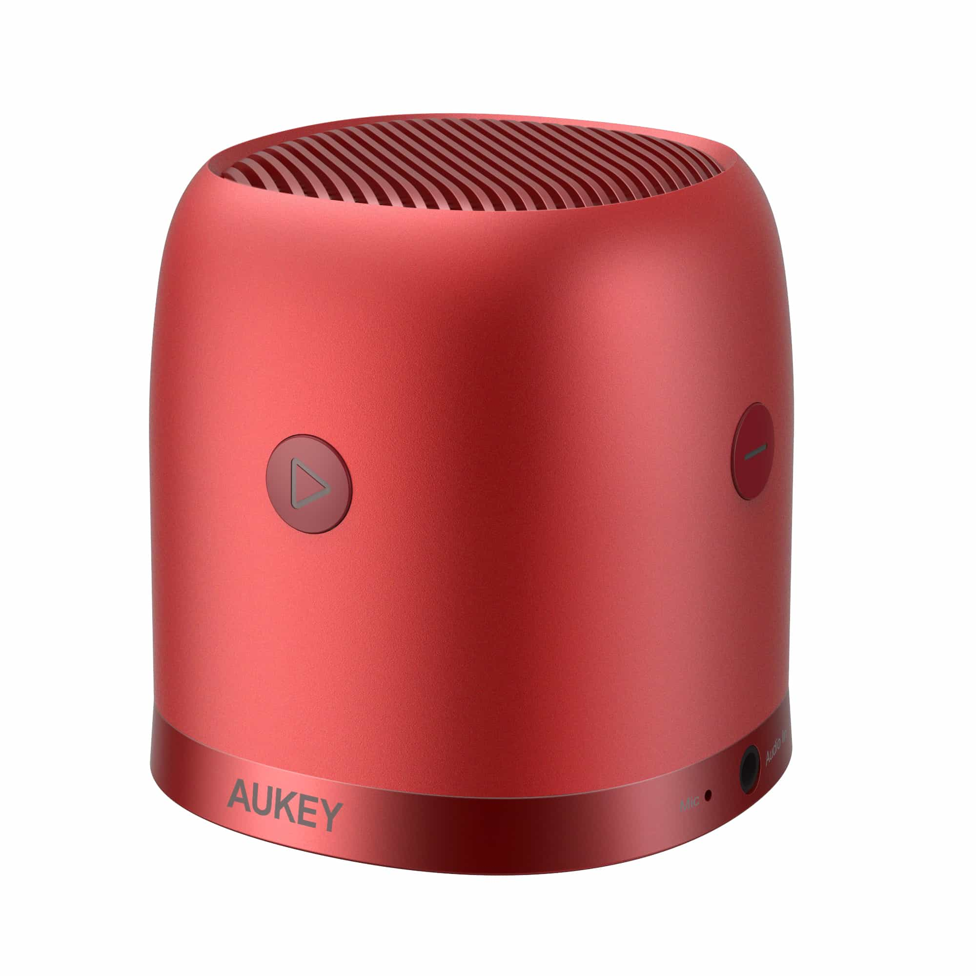 SK-M31 Wireless Mini Bluetooth Speaker with Enhanced Bass - Red