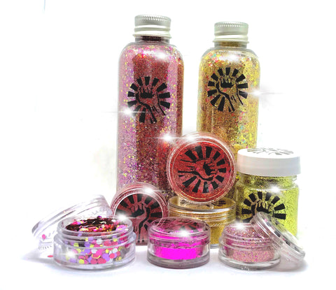 Blends & Multigrain Glitters - WARM