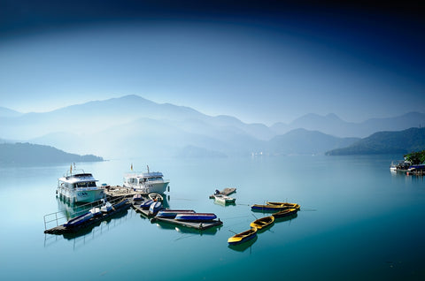 Sun Moon Lake (High Speed Rail + Sun Moon Lake Tickets)